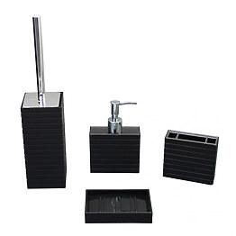 Набор аксессуаров для ванной 4 пр Besser 8015 фото, цена 345 грн
