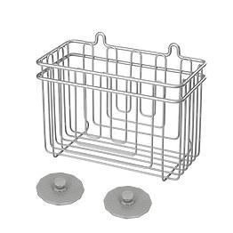 Полка для ванной комнаты Metaltex 402704 фото, цена 759 грн