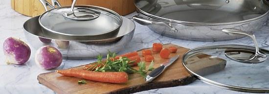 Сотейник – сковорода и кастрюля в одном лице!