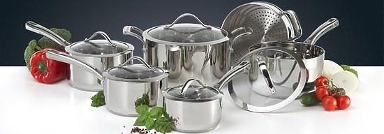 Современные наборы посуды: разновидности и предназначение
