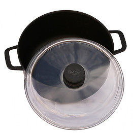 Алюминиевая кастрюля Биол К401ПС 4 л фото, цена 828 грн