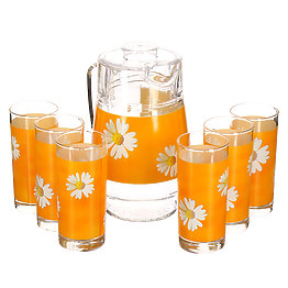 Набор для напитков Luminarc Paquerette Melon G1980 фото, цена 487 грн