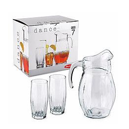 Кувшин со стаканами Pasabahce 97874 Dance фото, цена 247 грн
