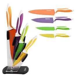 Набор ножей Magellan 2656 Fissman 5 пр фото, цена 792 грн
