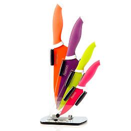 Набор ножей Fissman 2655 Sambuca 5 пр фото, цена 790 грн