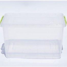 Контейнер пищевой (судок) с зажимом Консенсус 18 л фото, цена 117 грн