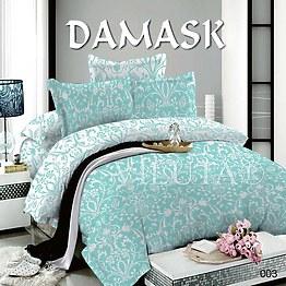 Комплект постельного белья Вилюта Дамаск 003 фото, цена 423 грн