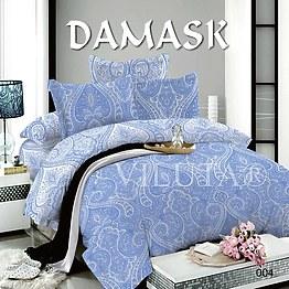 Комплект постельного белья Вилюта Дамаск 004 поплин фото, цена 423 грн