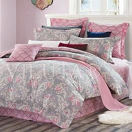 Комплект постельного белья Вилюта 12655 ранфорс фото, цена 445 грн