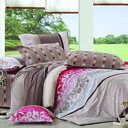 Комплект постельного белья Вилюта ранфорс 9814 фото, цена 445 грн