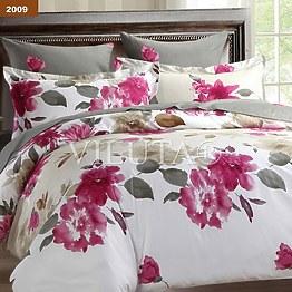 Комплект постельного белья из бязи ранфорс Вилюта 2009 фото, цена 418 грн