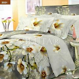 Комплект постельного белья из ранфорса Вилюта 2021 фото, цена 418 грн