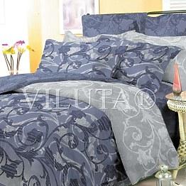 Комплект постельного белья Вилюта из ранфорса 9982 фото, цена 418 грн