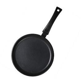 Сковорода 24 см блинная антипригарная Биол 2408П фото, цена 377 грн