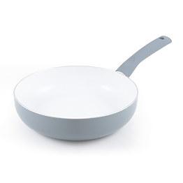 Глубокая сковорода Fissman 4691 Rumba 24 см фото, цена 530 грн