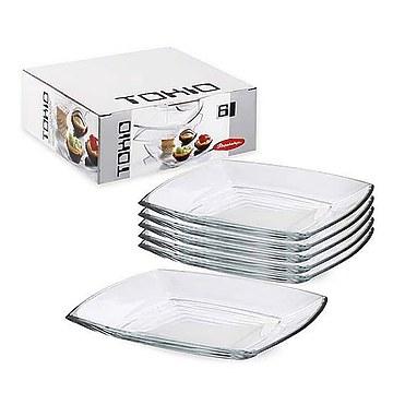 Набор тарелок Pasabahce Tokio 54087