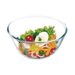 Салатница стеклянная 1.7 л Simax s6836 фото, цена 86 грн