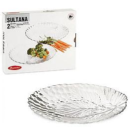 Набор тарелок Sultana 2 шт 10292 Pasabahce фото, цена 65 грн