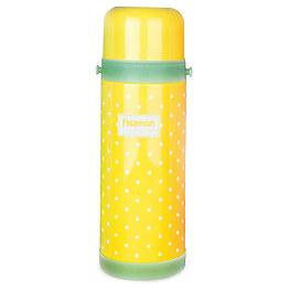Термос детский Fissman 9660 1 л желтый фото, цена 482 грн