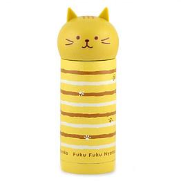 Детский термос Fissman 9690 кошка 250 мл фото, цена 295 грн