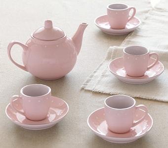 Набор предметов для чаепития