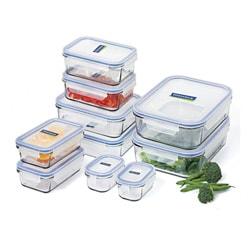 Пластиковый контейнер для пищи